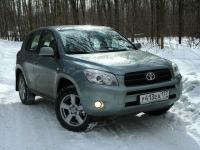 Toyota New Rav4 / Тест-драйв Тойота Рав4
