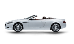Aston Martin DB9 Volante (2008)