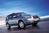 Subaru Forester 2006 модельный год