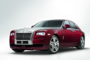 Новый Rolls-Royce Ghost представили в Женеве