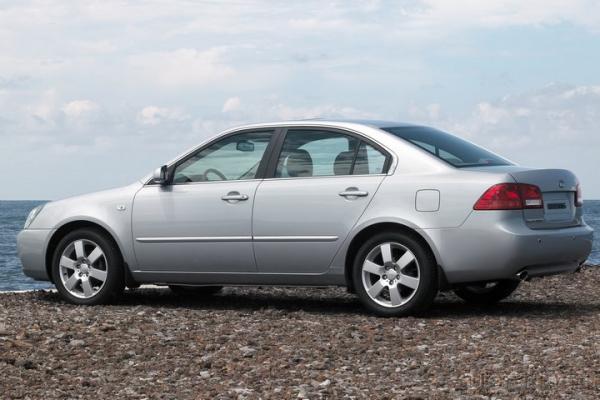 Корейский стандарт / Тест-Драйв Chevrolet Epica и Kia Magentis
