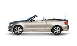 BMW 1 series cabrio (2008)