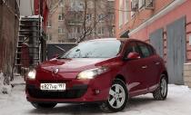 Полтора месяца с Renault Megane III