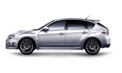 Subaru Impreza WRX Sti (2011)