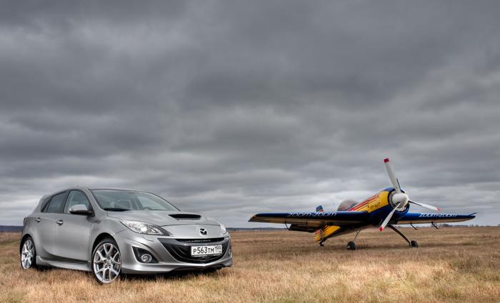 Mazda3 MPS: адреналиновая зависимость