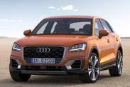 """Audi создаст две """"горячие"""" версии кроссовера Q2"""
