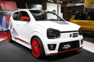 Suzuki представила хэтчбек Alto Turbo RS