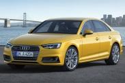 Audi отзывает четыре модели в России