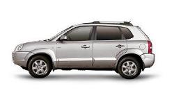 Hyundai Tucson (2004)