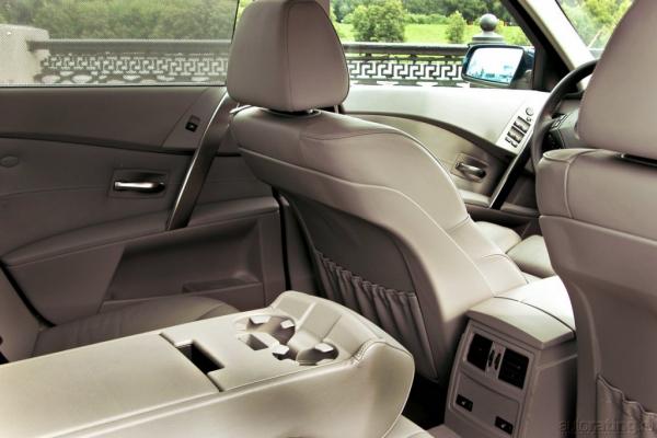 Тест-драйв BMW 5 series 530d