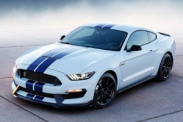 Ford представил купе Shelby GT350 Mustang