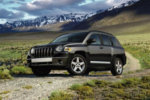 Калибруем компас / Тест-драйв Jeep Compass