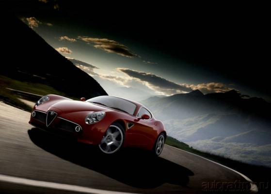Состояние души / Тест-драйв Alfa Romeo 8c Competizione