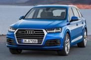Audi SQ7 получит дизельный мотор