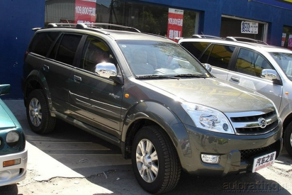 Great Wall Hover. От $22 450