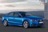 Рублевые цены на обновленное семейство Audi A3