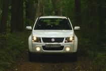 Suzuki Grand Vitara: просто и прочно