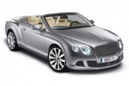 Обновленный кабриолет Bentley Continental