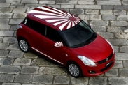 Особая версия Suzuki Swift