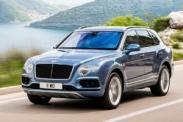 Дизельный Bentley Bentayga доступен для заказа в России