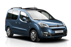 Обновленное семейство Citroen Berlingo в Женеве