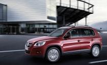 Маленький Volkswagen для больших задач / Тест-драйв Фольксваген Тигуан