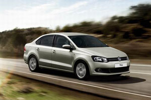 Volkswagen Polo Sedan подорожал