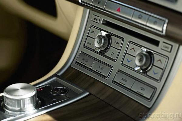 Ностальгия / Тест-драйв Jaguar XF