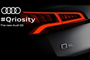 Audi представила тизер нового Q5