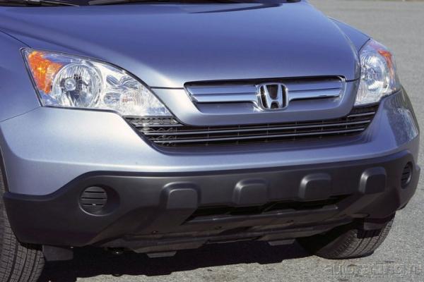 Последний вагон / Тест-драйв Honda CR-V