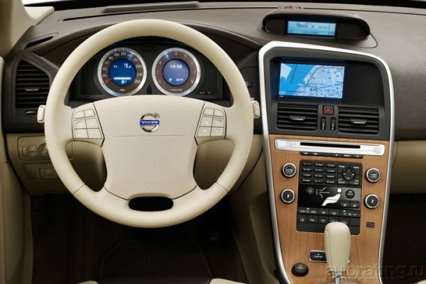 Не забалуешь / Тест-драйв Volvo XC60