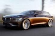 Volvo Concept Estate на автосалоне в Женеве