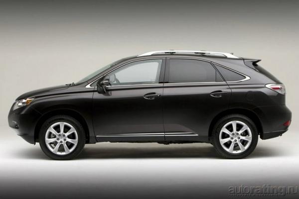 Долгожданный / Тест-драйв Lexus RX