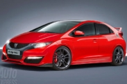 Новый Honda Civic Type R получит турбомотор