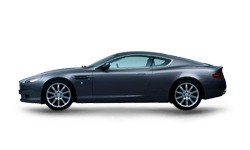 Aston Martin DB9 (2004)