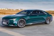 Tesla Model S получит конкурента в лице Audi A9 e-tron