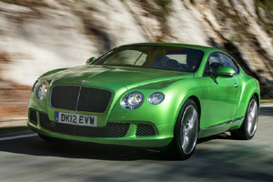 660 л.с. для Bentley Continental GT Supersports