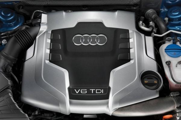 Зато умна... / Тест-драйв Audi A5