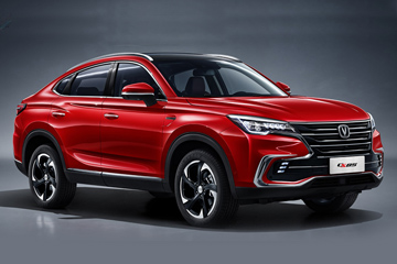 Марка Changan показала кросс-купе CS85