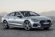 Audi представила A7 Sportback нового поколения