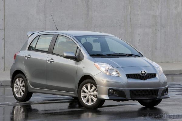 Бизнес, вумен! / Тест-драйв Toyota Yaris