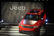 Jeep Grand Cherokee Trailhawk представили в Нью-Йорке