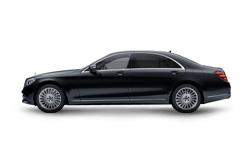 Mercedes-Benz S-class (2017)
