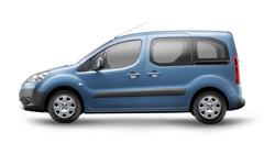 Peugeot Partner Tepee VP (2011)