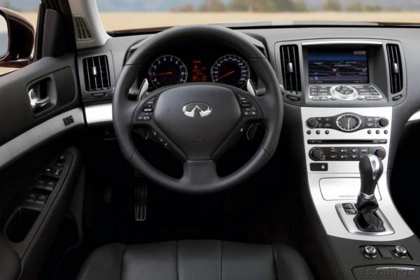 Элитная порода / Тест-драйв Infiniti G37 Coupe