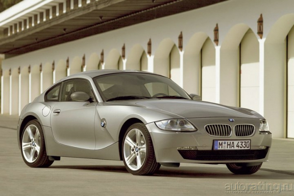 BMW Z4 3.0si Coupe