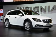 Opel Insignia Country Tourer во Франкфурте