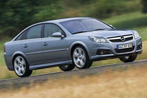 Магия трех букв / Тест-драйв Opel Vectra OPC