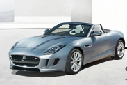 Родстер Jaguar F-Type представят на автосалоне в Париже