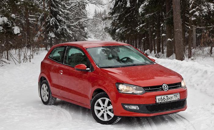 Тест-драйв  Volkswagen Polo от autoRATING.ru
